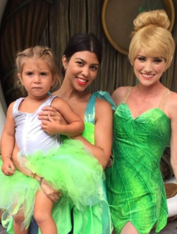 Kourntey Kardashian daughter