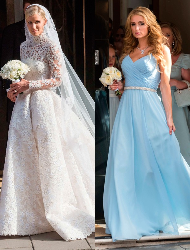 Nicky Hilton's wedding, Paris Hilton