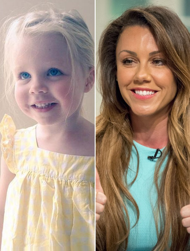 Michelle Heaton kids