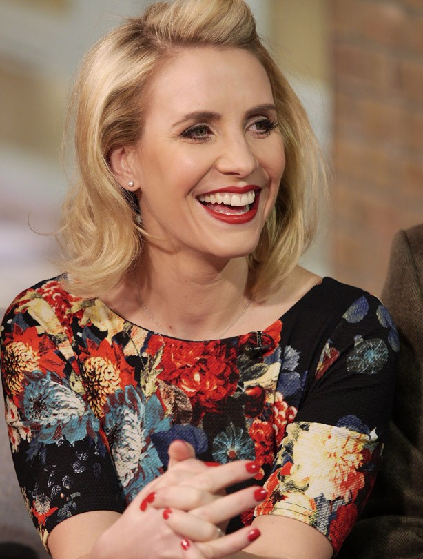 Claire Richards diet