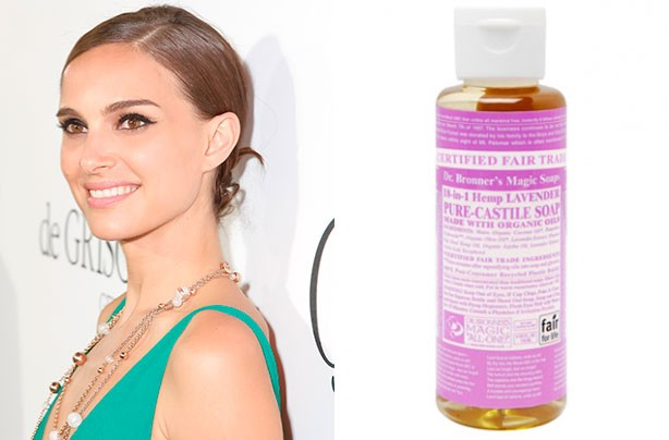 Natalie Portman's bargain beauty secret