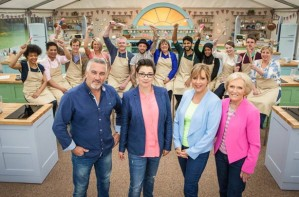 The Great British Bake Off 2015 contestants