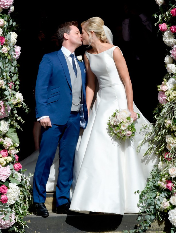 Dec marries Ali Astall