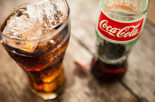 The damage diet coke and coca cola is causing you
