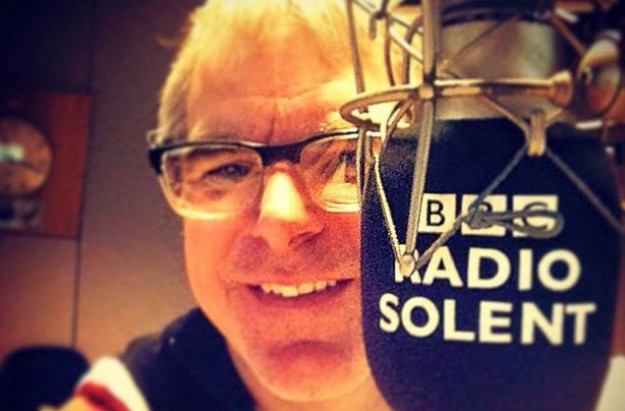 Alex Dyke BBC Radio Solent breastfeeding comments