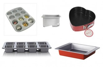 10 cheap baking tins �5 or under