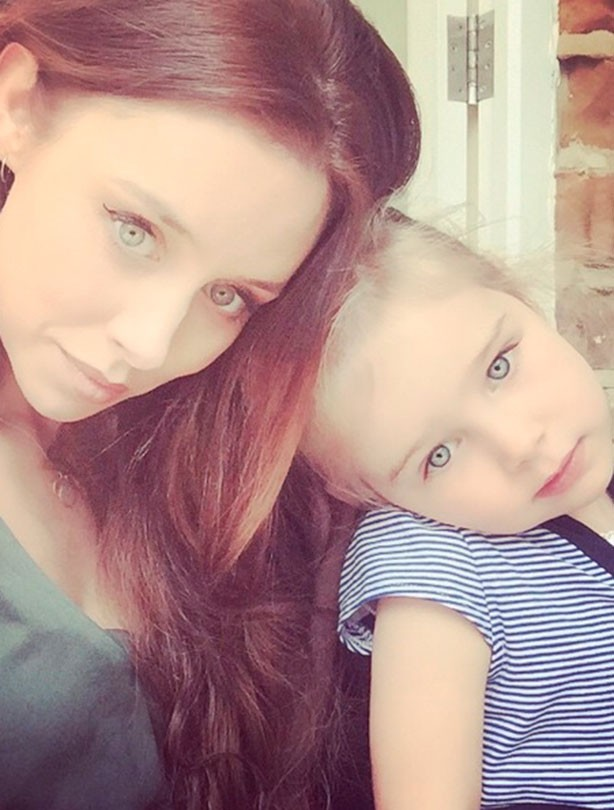 Una Foden and Aoife Belle are two peas in a pod!