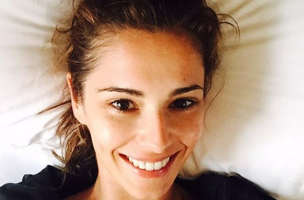 Cheryl Cole no make-up