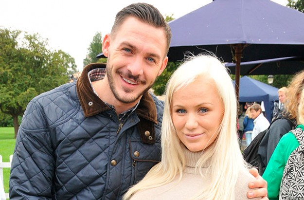 Kirk Norcross and Holli Willis