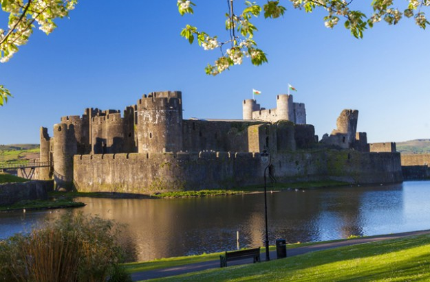 Things to do in Wales with the kids