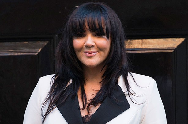 Martine McCutcheon's weight loss
