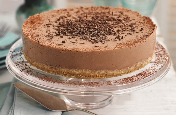 Slimming World's Mississippi mud pie