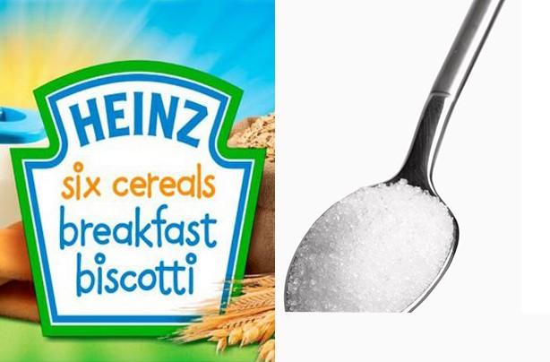Heinz Breakfast Biscotti biscuits