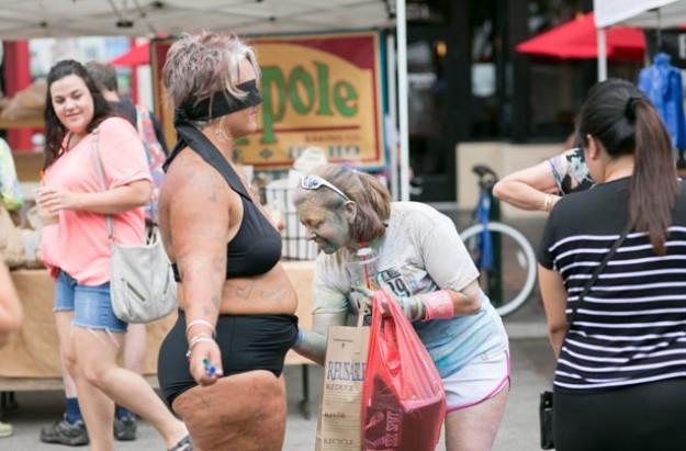 Amy Pence-Brown viral bikini story