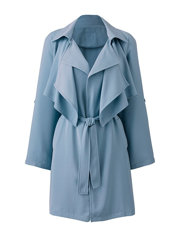 Soft Trench Coat, £55