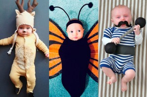 Baby Halloween costumes cover