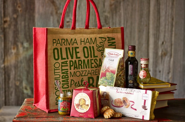 Christmas food hampers for 2016: All under £30