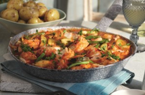 Slimming World's cod provencal