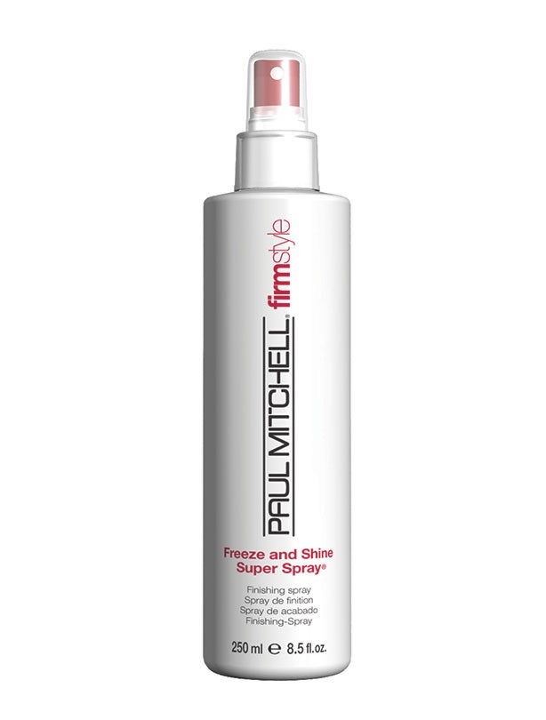 Paul Mitchell Freeze and Shine Super Sprays