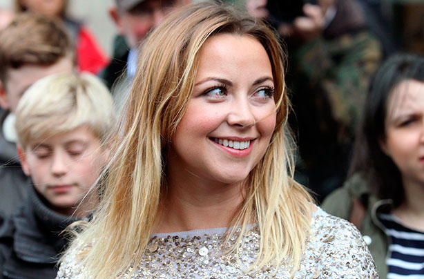 Classical Singer Charlotte Church Marries Longtime Boyfriend in Gorgeous Rustic Wedding