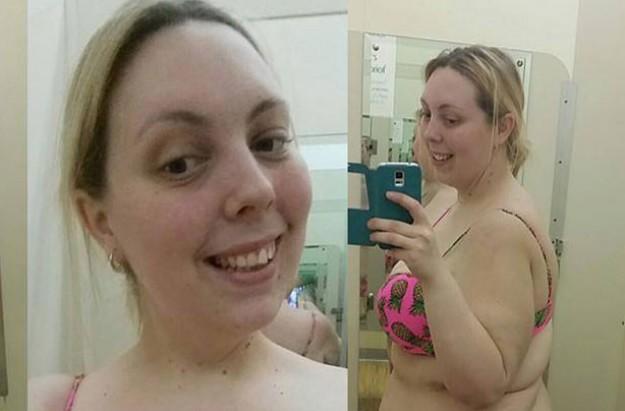 Shantell Bennett bikini shaming viral story