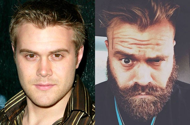 Daniel Bedingfield then and now
