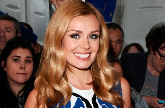 Baby joy for Katherine Jenkins