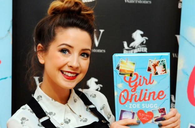 Zoella, Zoe Sugg, young Briton's career choices, blogging