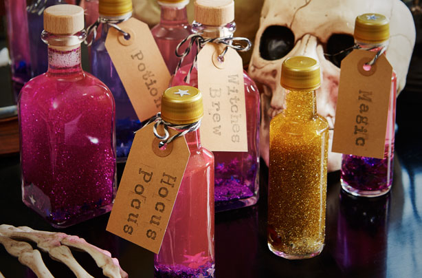 Halloween Witch S Potions Goodtoknow