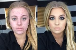 Ashley VanPevenage on makeupbydreigh's Instagram account