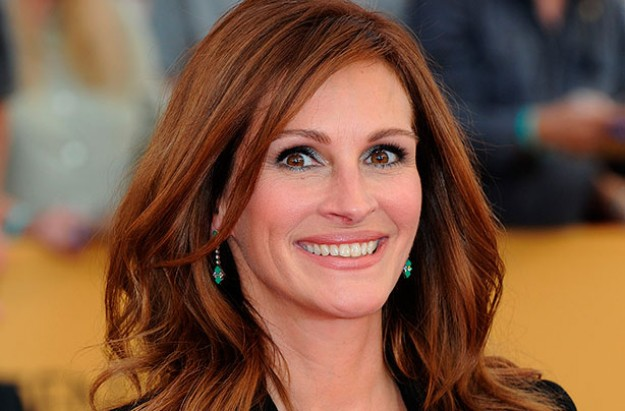Julia Roberts goes Ronze