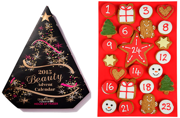 Alternative advent calendars 2015 the best non chocolate Advent calendar non chocolate