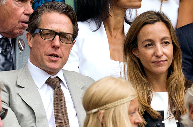 Hugh Grant Welcomes Fifth Child With Girlfriend Anna Eberstein