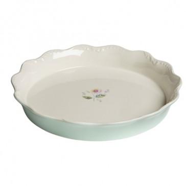 Kitchen Pantry Ceramic Pie Dish