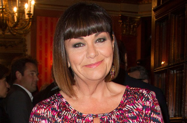 Dawn French talks about body confidence