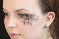 Spider Halloween make-up