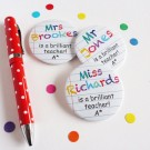 Brilliant Teacher Magnet