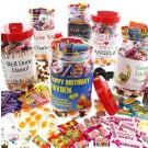 100 Pieces Best Teacher Ever Mega Retro Sweets