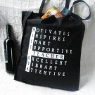 Personalised Teacher Cotton Shopper Bag