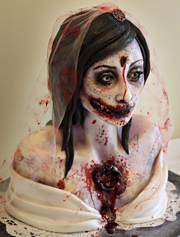 Gruesome cakes you ll definitely not want to eat - goodtoknow