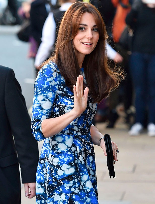 Kate Middleton at Shaun The Sheep BAFTA Premiere: 26 October 2015