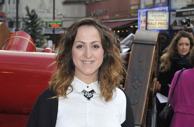 natalie cassidy engaged