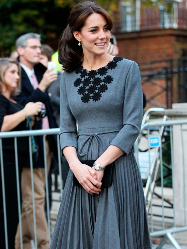 Kate Middleton Islington Town Hall; 27 October