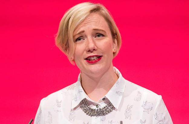 Stella Creasy, tampon tax debate