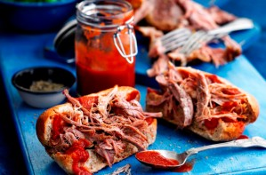 Slimming World's slow cooked pulled pork