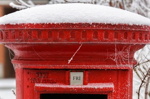 Christmas posting dates 2015