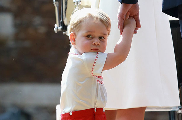 Kate middleton reveals prince george 39 s love for pigeons for Achillion greek cuisine prince george bc
