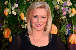 Suzanne Shaw reveals baby name
