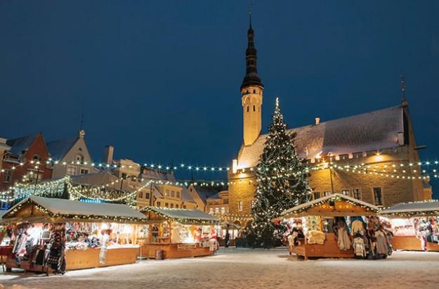 Christmas market guide