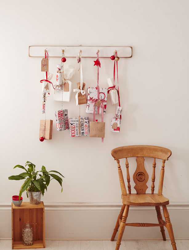 Homemade Calendars With Photos : Homemade advent calendar goodtoknow